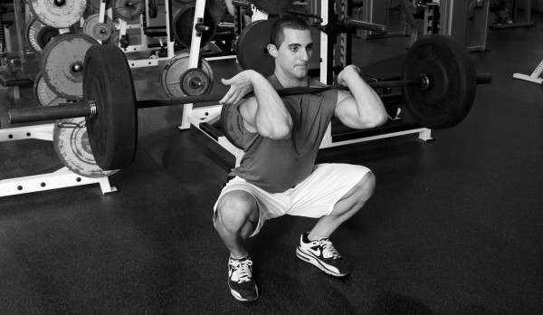 Work Your Way up the Squatting Scale