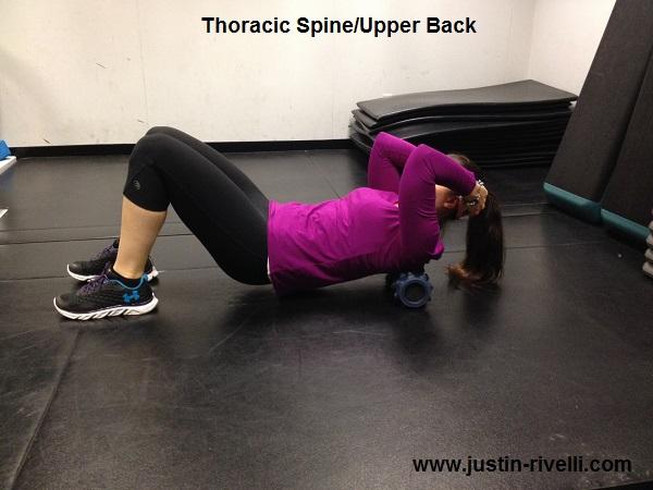 t spine