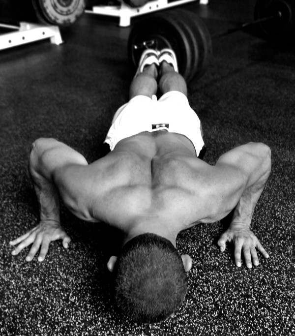 Fix Your Push-Up Technique With This Simple Progression
