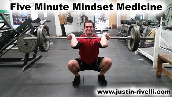 Five Minute Mindset Medicine
