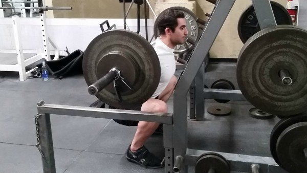 My Six Month Front Squat Experiment + Back Squat Challenge = Failure or Victory?