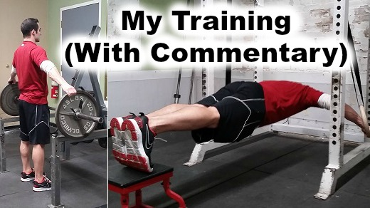 Complete, FREE, 4 Week Strength and Body Composition Training Program