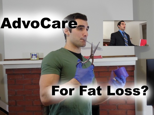 AdvoCare | Should You Use it For Fat Loss | Skit + Science