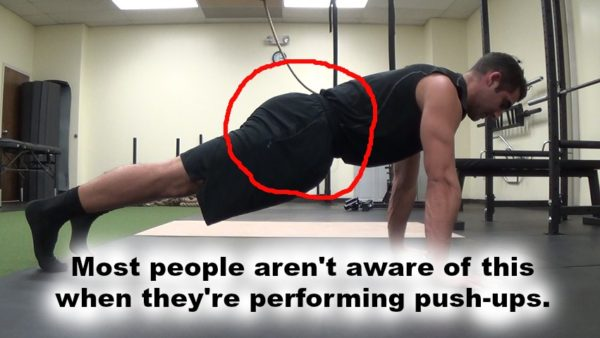 Subtle but Crucial Push-up Cue