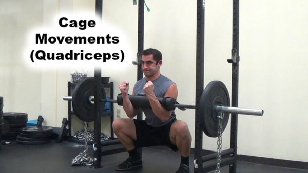 Cage Movements By Body Part!